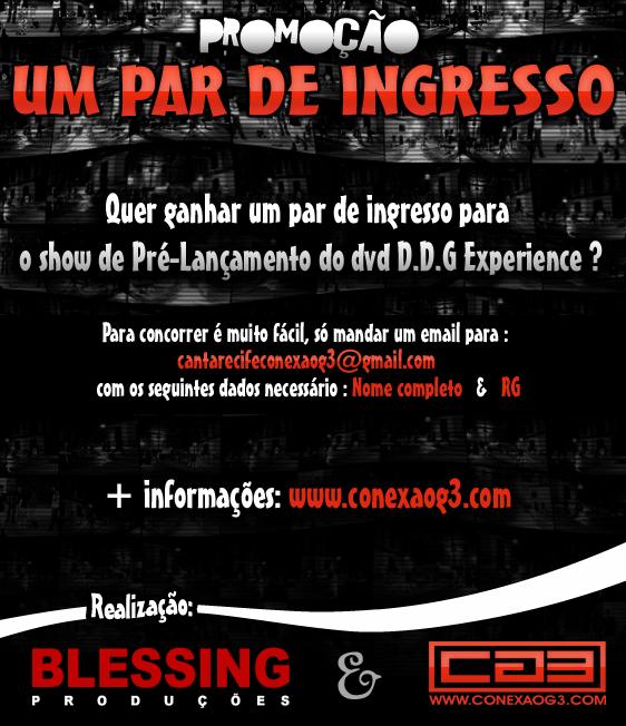 + informações: www.conexaog3.com